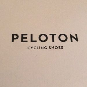 Peloton *Brand New* cycling shoes!